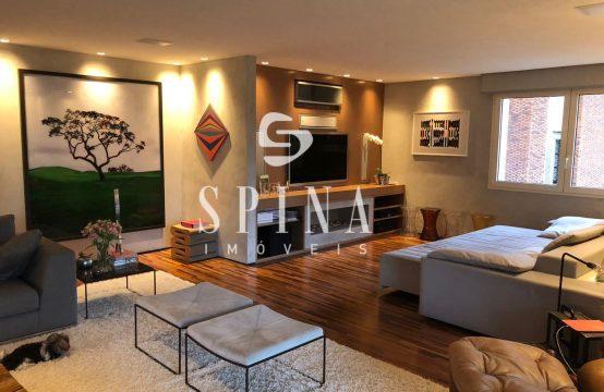 spina imoveis-apartamento-rua frederic chopin-jd. europa-venda